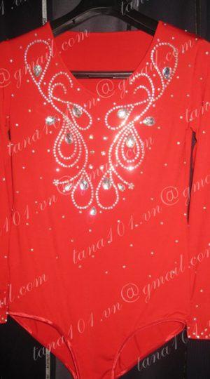 Áo khiêu vũ đỏ