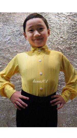 Áo khiêu vũ vàng