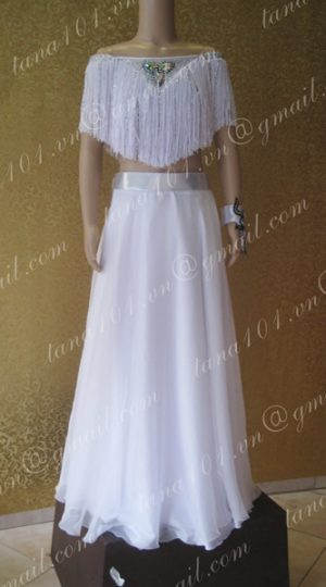 bộ trang phục latin