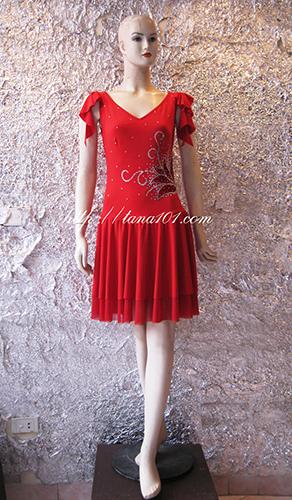 Váy dạ hội đỏ
