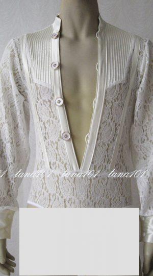 áo nhảy khiêu vũ trắng