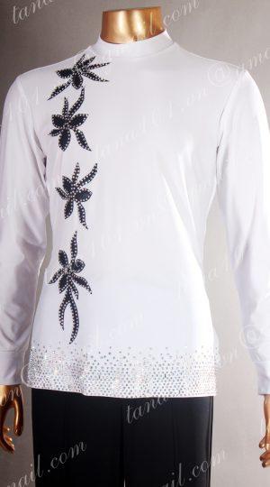 áo khiêu vũ trắng