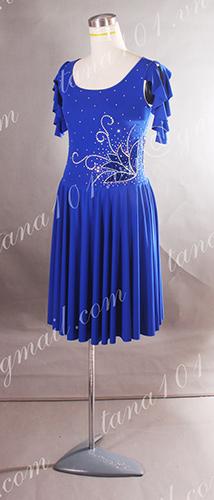 Váy dạ hội xanh dương