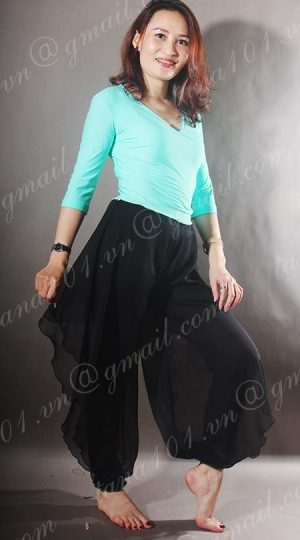 quần áo tập khiêu vũ
