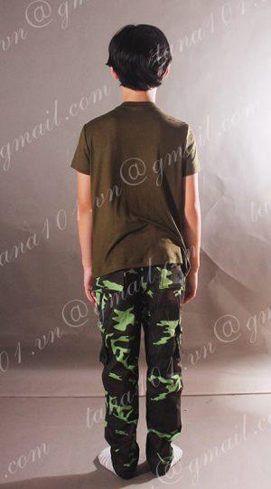 quần áo hip-hop bé trai