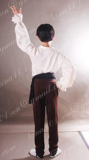 quần áo khiêu vũ bé trai