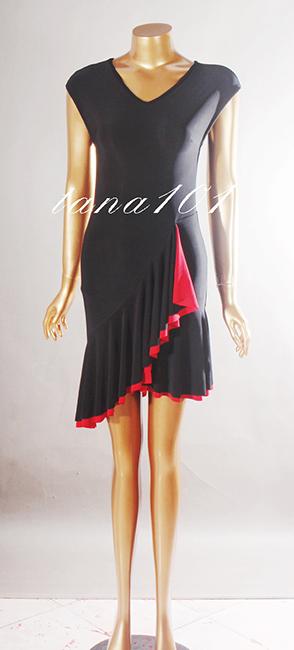Váy tập nhảy màu đen